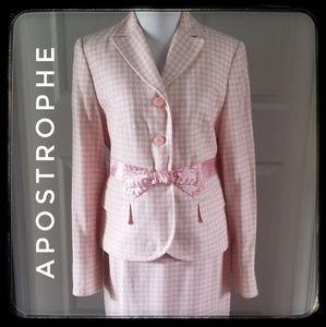 APOSTROPHE Suit